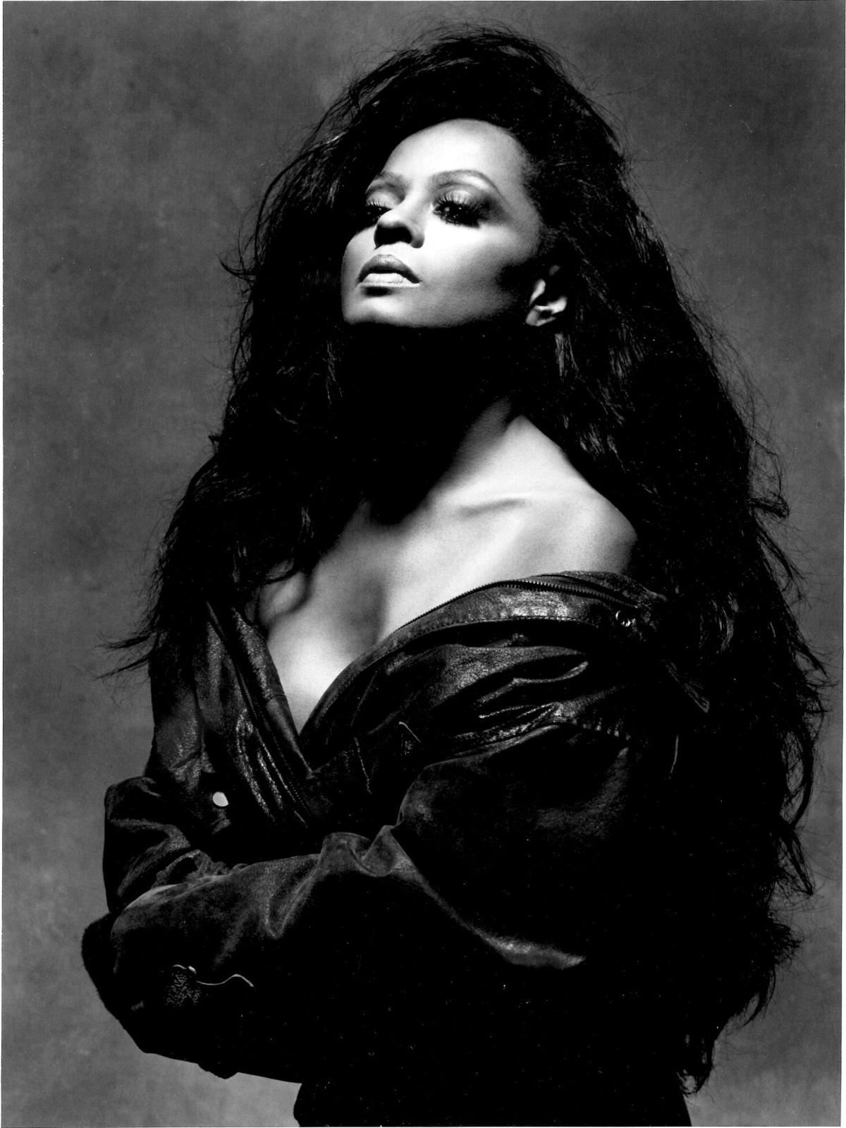 Backstage: Seeing Double Diana Ross