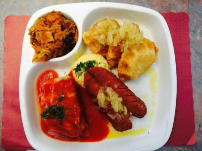 One Dish: Polish Platter at Staropolska in New Britain is a Must Try