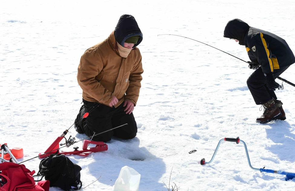 Ever Want to Try Ice Fishing? Here's How | A&E | connecticutmag com