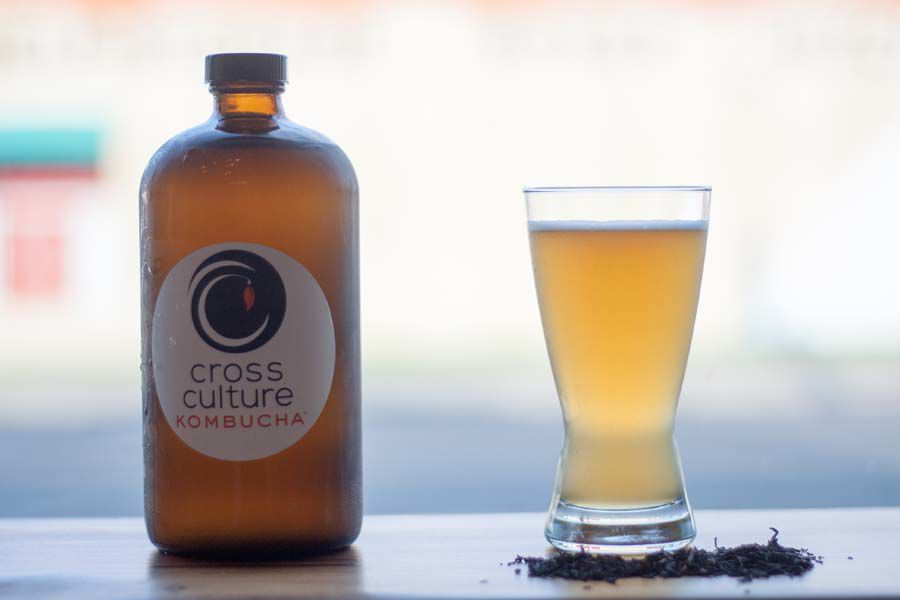 Cross Culture Kombucha is opening Connecticut's first kombucha taproom.