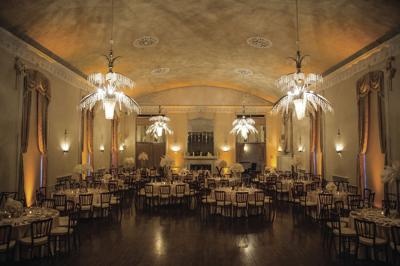 The grandest venue spaces to make your big day great enough for Gatsby
