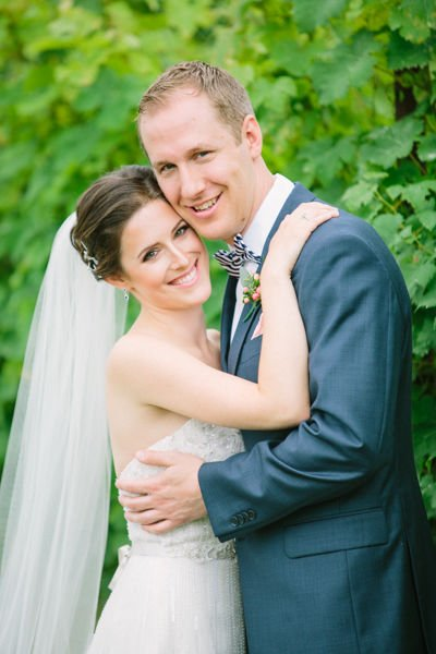 Real Wedding of the Week: Angela and Matt Werry