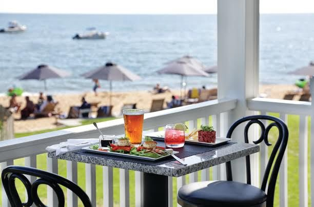 Top 25 Most Gorgeous U0026 Delicious Outdoor Dining Spots In Connecticut