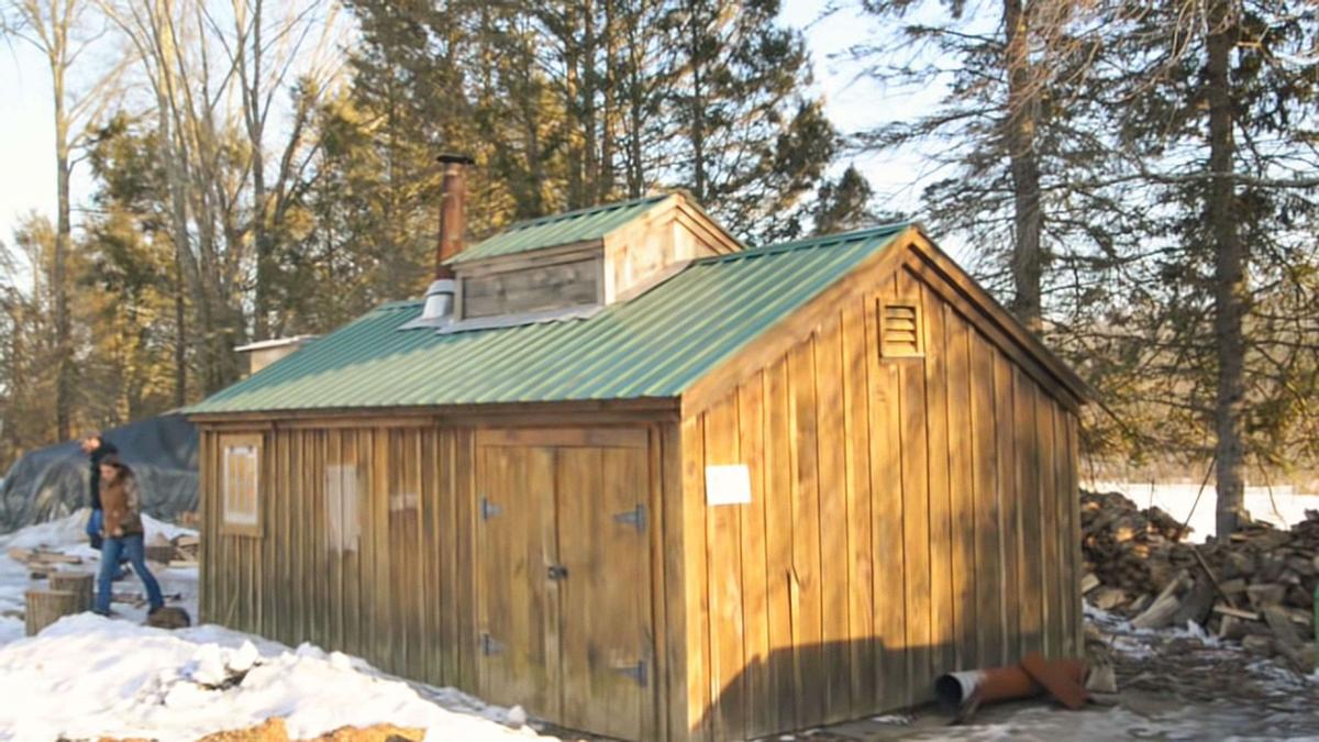 How Sweet It Is Uconn Maple Syrup Shack To Host Open House Food Drink Connecticutmag Com