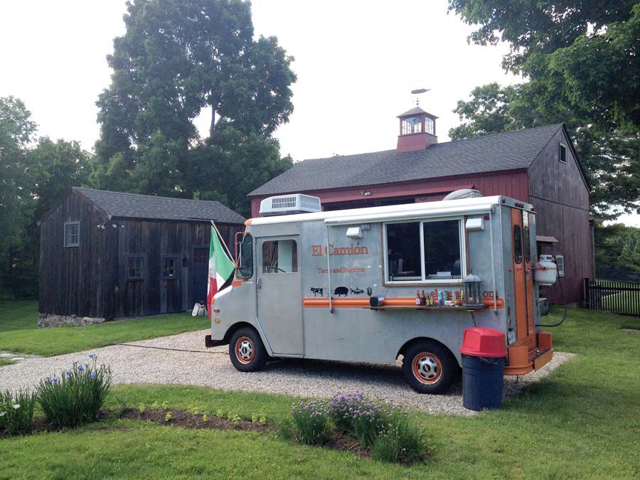 El Camion The Food Truck Turned Restaurant In Woodbury Food