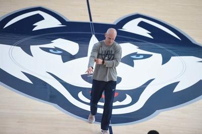 """At UConn, Dan Hurley Is Taking On """"The Ultimate Challenge"""""""