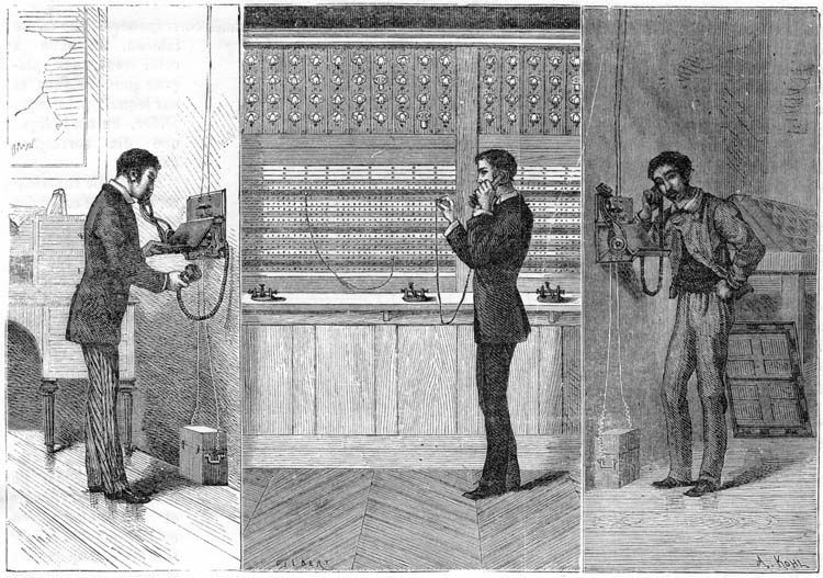 CT Files: New Haven Was Home of World's First Telephone