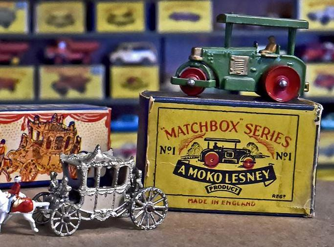 One Of The World S Largest Matchbox Car Collections Resides In Durham The Connecticut Story Connecticutmag Com