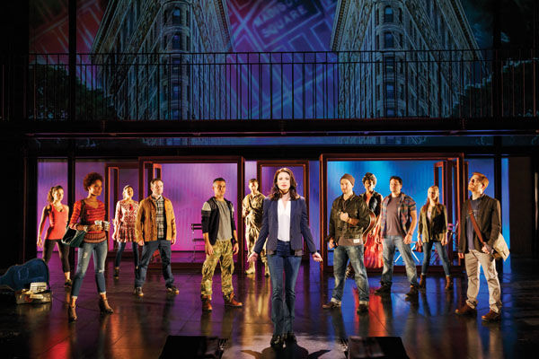 BACKSTAGE: Broadway's 'If/Then' at The Bushnell, the Malloys Yuk It Up, Bruce Vilanch's New Goodspeed Musical
