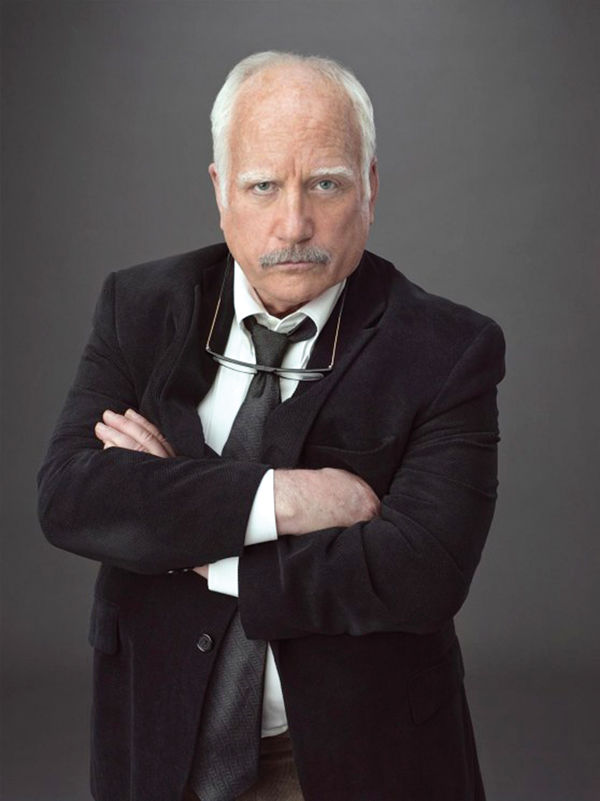 BACKSTAGE: Richard Dreyfuss, 'Love & Murder' in Hartford, & Greenwich's Rising Star