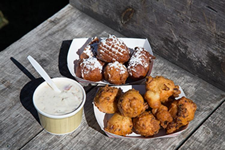 Chowder Days at Mystic Seaport Museum