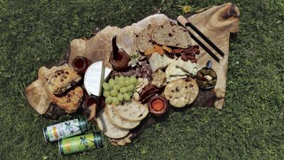 Picnic goodies and gear for a sumptuous summer spread
