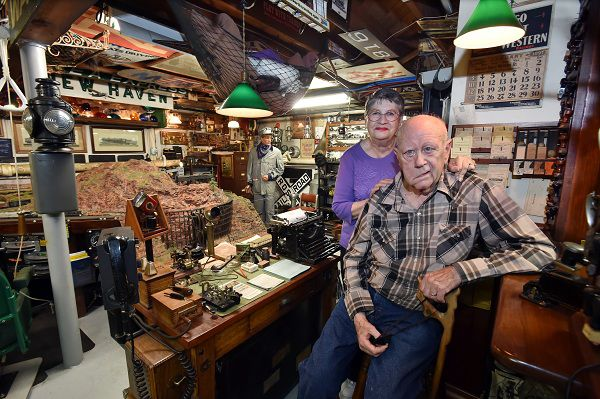 BEACHCOMBING: 'The Biggest Little Railroad Museum' Can Be Found in Wallingford