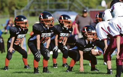 Youth football players to visit Colgate