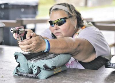Local women's gun group recruits members