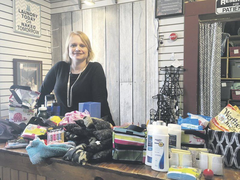 Charity drive to benefit cancer patients