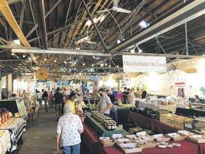Cooperstown Farmers' Market vies for award
