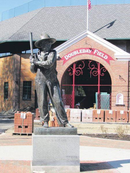 Doubleday renovations lift spirits in Cooperstown