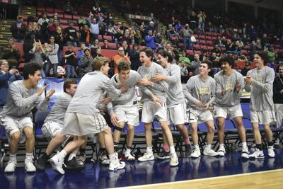 For a basketball village, a first title for the boys