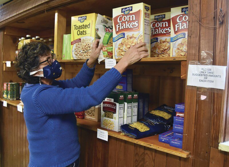Longtime food pantry to move to new home
