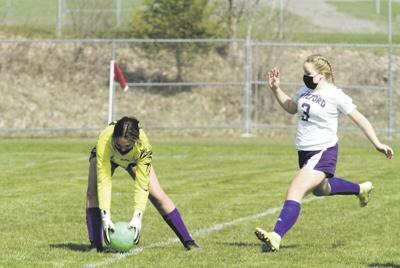 CV-S girls fend off Franklin in soccer season finale