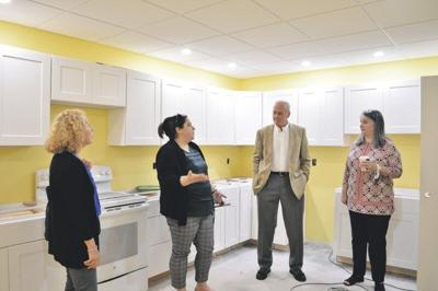 Classrooms get upgrades thanks to donors