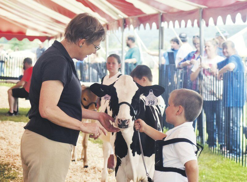 Local youthstake top honors at Livestock Show