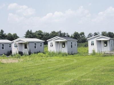 County to shelter homeless in tiny homes