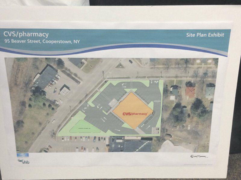 coop trustees approve permit for cvs pharmacy news