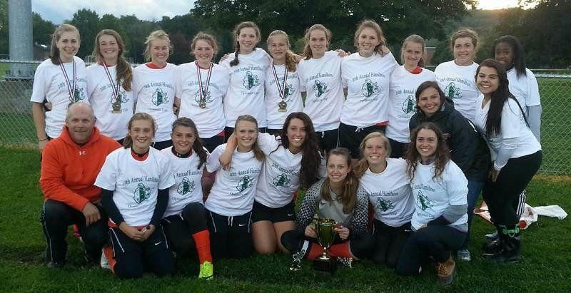 CCS girls get first wins, take Hamilton title