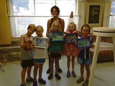 CAA to offer workshops for children and adults