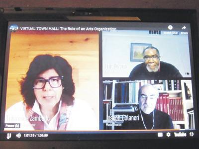 Glimmerglass Festival goes virtual, talks social justice