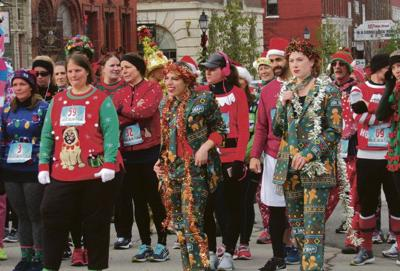 Ugly sweater run and walk planned