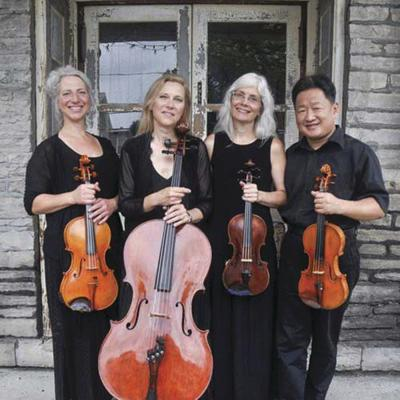 Fenimore String Quartet to play in Cherry Valley