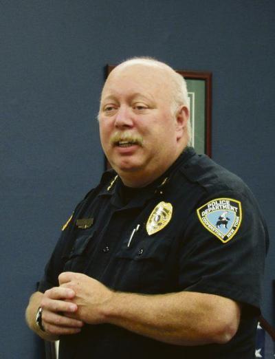 Ex-Coop Police Chief Covert dies at age 59