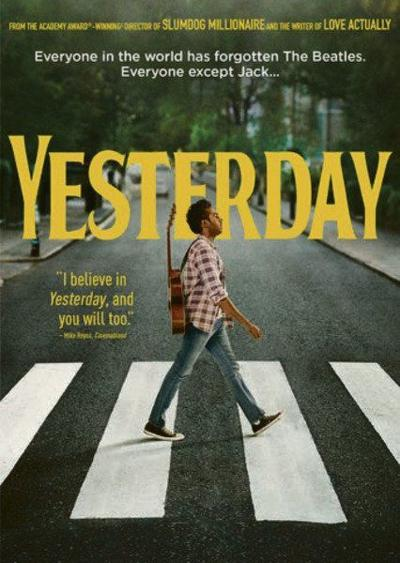 Film Society to begin third season with 'Yesterday'
