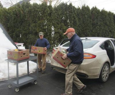 Pantry rescues 62 tons of perishable food