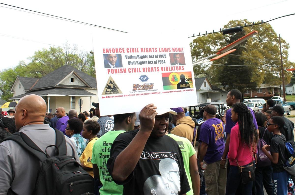 The 50th Anniversary Selma to Montgomery Voting Rights March