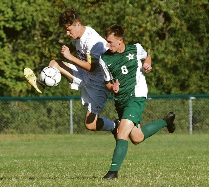 Sports Roundup: Lansing tops Coop cross county home meet; Coop boys soccer gets first win