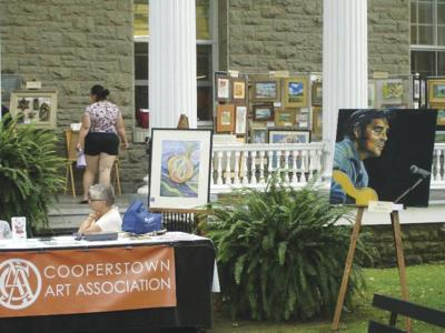 CAA seeks artists for Fine Arts on the Lawn