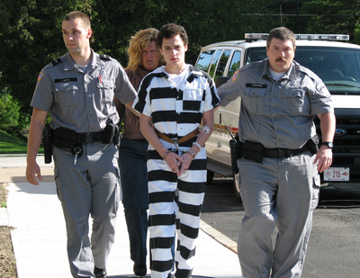 Pacherille pleads not guilty to four counts
