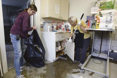 Storm slams region, floods Susquehanna SPCA shelter