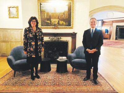 Italy's ambassador to U.S. honors Glimmerglass director