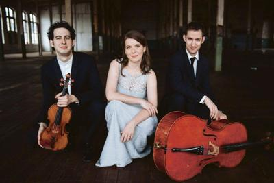Festival director to join trio at concert
