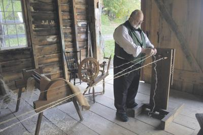 Farmers' Museum hosts Fiber Arts Weekend