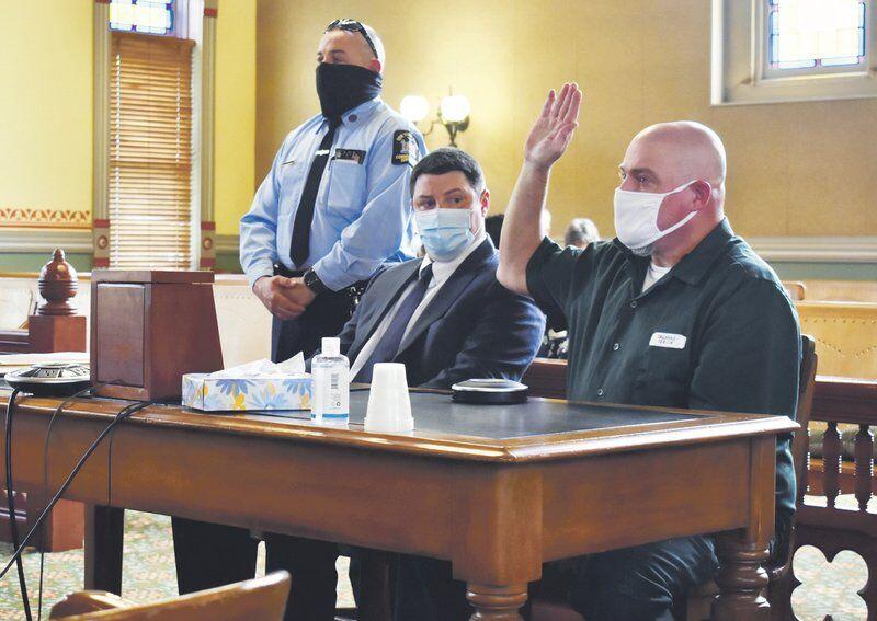 Callahan pleads guilty