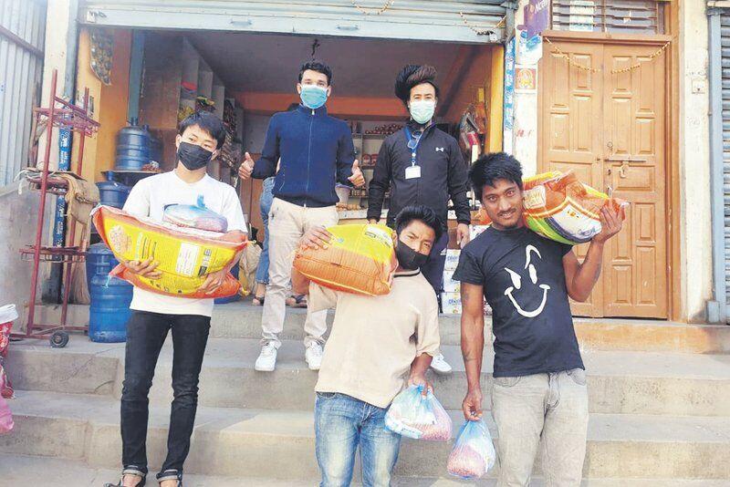 Milford grad steers humanitarian relief in Nepal
