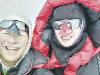 Cooperstown pair summits N. America's highest peak