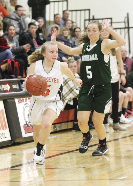 Coop boys, girls advance to section semifinals