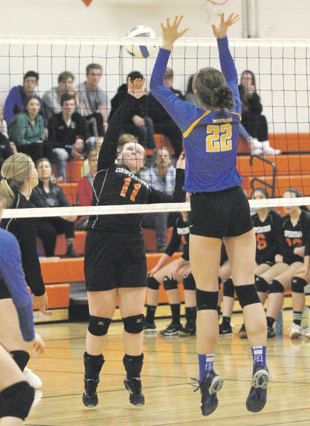 Sports Roundup: Coop volleyball wins two matches